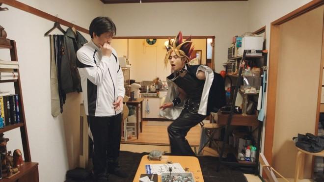 新CM『遊☆戯☆王DM×モンスト「俺のターン」』篇より