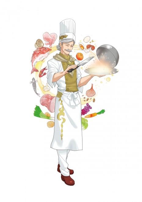 宮内庁料理長「重要な場で腕をふるいレベルの高い料理でもてなす」