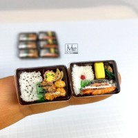【コンビニ弁当】制作&写真:小さいもの倶楽部