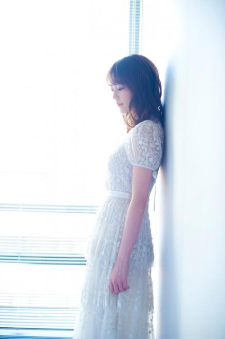 ORICON NEWSのインタビューに応じる生田絵梨花。撮影/臼田洋一郎  (C)oricon ME inc.