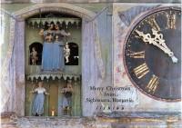「いいちこ」1987年クリスマスのポスター