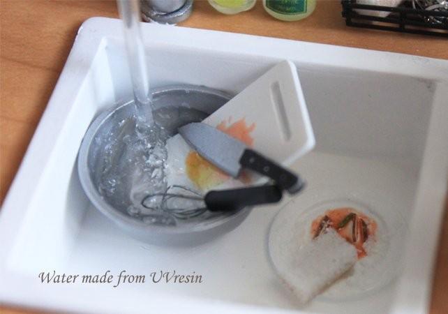 【キッチン】制作&写真:にわこ