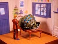 構ってほしい王蟲