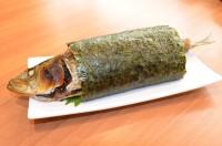 くら寿司の恵方巻シリーズの『まるごといわし巻』
