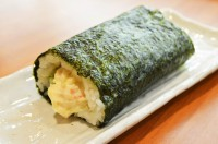 くら寿司の恵方巻シリーズの『えびマヨ巻』
