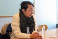 ORICON NEWSの取材に応じた中野崇編集長 (C)oricon ME inc.