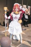 『闘会議2019』コスプレイヤー・みゃうさん<br>(『FGO』フランケンシュタイン(狂))