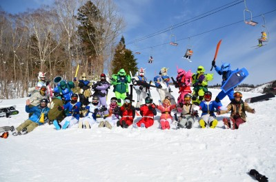 全メンバーの集合写真(2シーズン前)