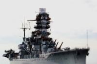 作品名:1/700 旧日本海軍航空戦艦「伊勢」 製作:R工廠