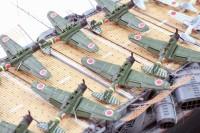 作品名:1/700 旧日本海軍航空母艦「龍驤」 製作:R工廠