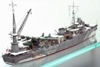 作品名:1/700 旧日本海軍水上機母艦「秋津洲」 製作:R工廠