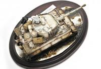 作品名:【1/35】Pz.Kpfw VI  Ausf.E Schwere panzera Bteilung 510 1945/制作:吉岡和哉