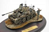 作品名:【1/35】Panzerj?ger 38(t) f?r 7.62cm PaK36(r)    Sd.Kfz.139   MADER III   140. Panzerj?ger-Abteilung, 22.Panzer-Division  Stalingrad 1943 /制作:吉岡和哉