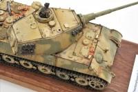 作品名:【1/35】Panzerkampfwagen VI Tiger Ausf.B     Berliner Mai 1945/制作:吉岡和哉