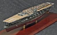 作品:1/350 航空母艦「赤城」/制作:渡辺真郎氏/ブログ(HIGH-GEARedの模型と趣味の日常)