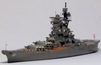 初の本格的架空艦の大和近代化改修/制作:青眼鏡