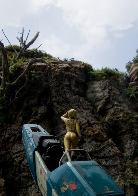 作品名「Cenote」 (第14回全国オラザク選手権 大賞受賞作品)制作:あに