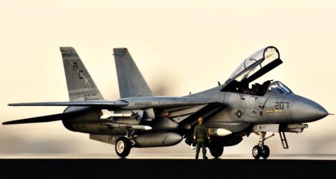 作品:フジミ 1/72「F-14A」/制作:ショウケン