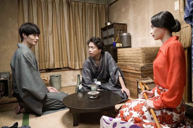 ドラマ10『昭和元禄落語心中』(NHK総合)より (C)NHK