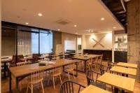 『文喫』喫茶室
