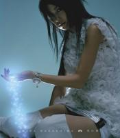 2003年に発表された「雪の華」ジャケット写真