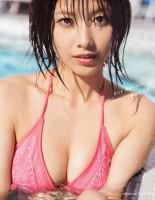 欅坂46渡邉理佐1st写真集『無口』Amazon版表紙(撮影/倉本GORI)
