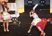 1月17日にSKE48劇場で行われた『ポスト松村香織決定戦』で優勝し、後継者に選ばれた白井琴望にケツバット継承