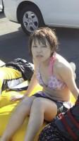 ORICON NEWSが独占入手した整形美女・明治のビフォー写真。