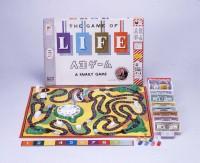 「人生ゲーム」初代(昭和43年)