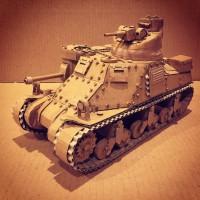 M3リーアメリカ中戦車