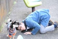 ドラマ『柴公園』場面カット(4話)