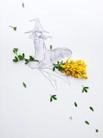 花びらとイラストでつくる はな言葉 に癒される人続出 鑑賞後の花に新たな価値を Oricon News