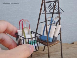 制作&写真/中川さえ(@mihanada.miniatures)