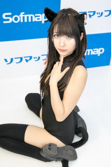 『サンクプロジェクト×ソフマップ コスプレ大撮影会』コスプレイヤー・んねさか亜里沙さん