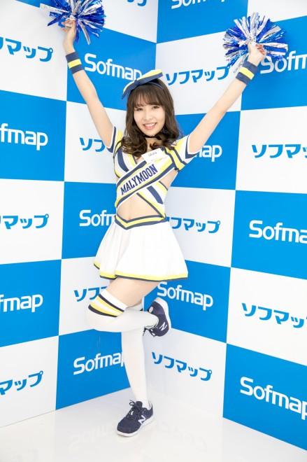 『サンクプロジェクト×ソフマップ コスプレ大撮影会』コスプレイヤー・Ulalaさん