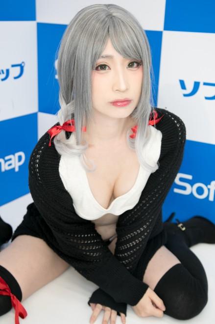 『サンクプロジェクト×ソフマップ コスプレ大撮影会』コスプレイヤー・璃都さん