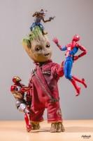 「I am Groot!」(アベンジャーズに入ってもいいけど僕らがリーダーね)