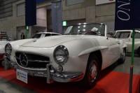 メルセデス ベンツ190SL ホワイト(昭和35年式) 販売店/ビンテージカー ヨシノ