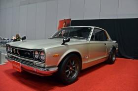 【特別展示】ニッサン スカイライン HT 2000 GT-R(松田次生さん・1972年式)