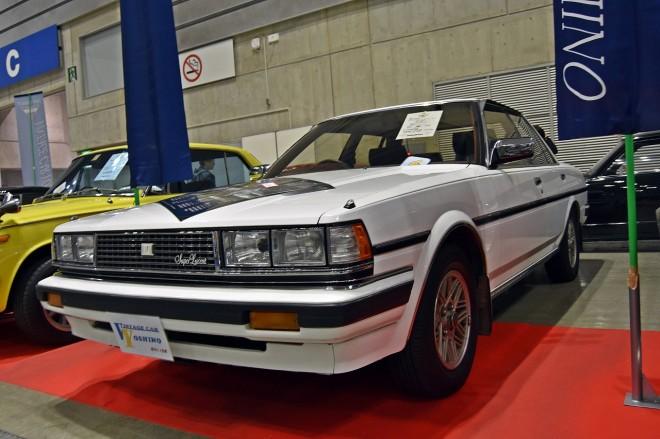 トヨタ クレスタ スーパールーセン(昭和61年式) 販売店/ビンテージカー ヨシノ