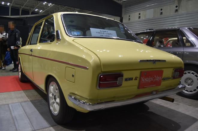 【選ばれし10台】スバル ff-1 スポーツセダン(1969年式) オーナー/稲田康博さん