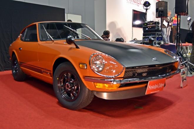 【特別展示】ニッサン フェアレディZ 432-R(1972年式・PS30-SB) 車両協力/竹内章さん