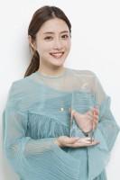 第3回「コンフィデンスアワード・ドラマ賞 年間大賞2018」主演女優賞の石原さとみ(TBS系『アンナチュラル』)