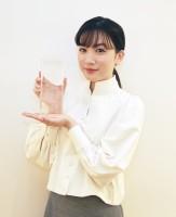 18年7月期「第13回コンフィデンスアワード・ドラマ賞」主演女優賞の永野芽郁(NHK『半分、青い。』)