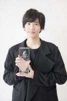 18年1月期「第11回コンフィデンスアワード・ドラマ賞」主演男優賞の志尊淳(NHK総合ドラマ10『女子的生活』)
