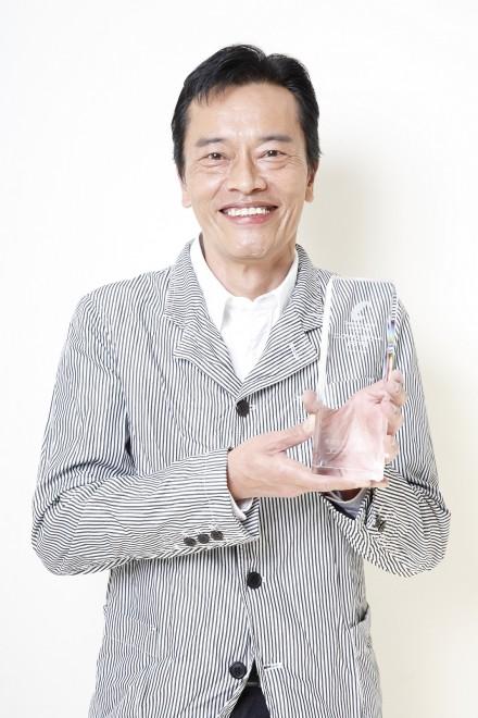 15年7月期『第1回コンフィデンスアワード・ドラマ賞』主演男優賞の遠藤憲一(EX系『民王』)