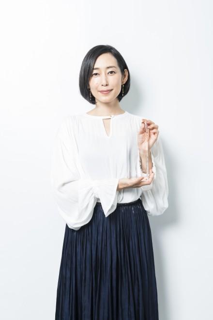 18年4月期「第12回コンフィデンスアワード・ドラマ賞」助演女優賞の木村多江(TBS系『あなたには帰る家がある』)
