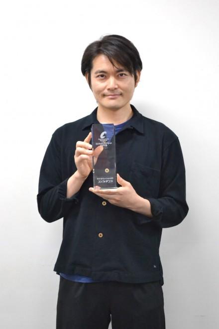 18年4月期「第12回コンフィデンスアワード・ドラマ賞」脚本賞の古沢良太氏(CX系『コンフィデスマJP』