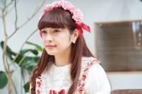 青木美沙子インタビューカット(写真:勝又義人)