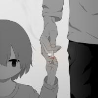 『温かい手』